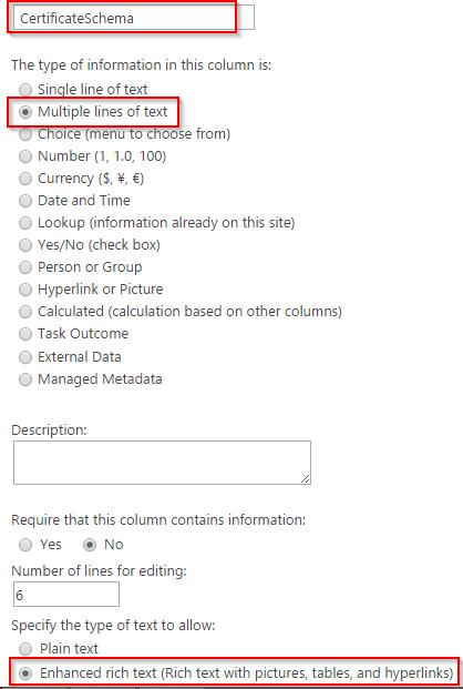 HTML form SharePoint 2