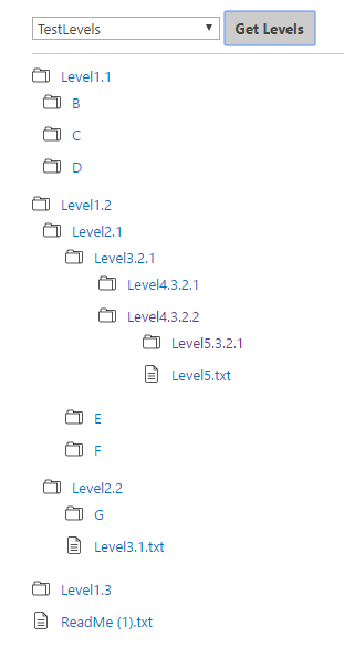 folder hierarchy 2