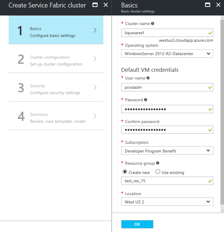 how to create load balancer set in azure